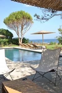 jardin piscine méditerranée